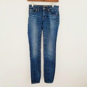 Madewell Skinny Skinny Jeans Size 24